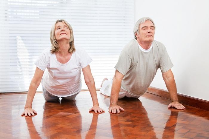 cap Retraite : yoga pour les retraités