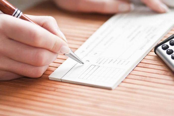 Déposer un chèque dans sa banque en ligne
