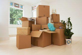 Rapatrier des meubles depuis l'étranger