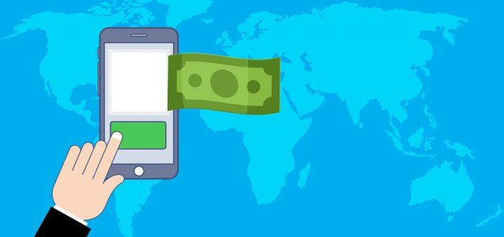 Une banque en ligne
