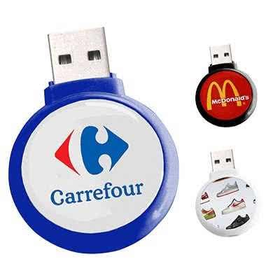 La clé USB personnalisée