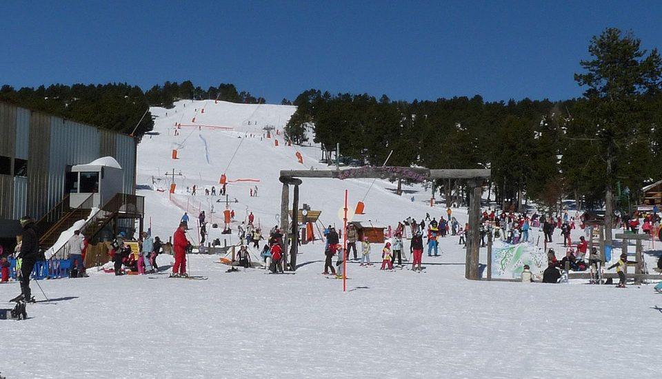 Vacances au ski