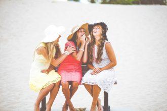 Partir des vacances entre amis