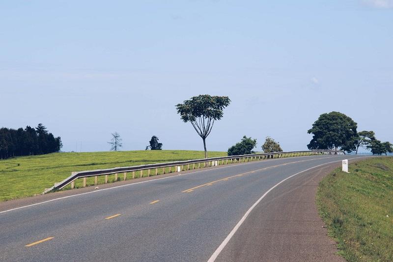 Premier road-trip au Kenya