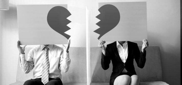 Votre relation amoureuse est vouée à l'échec