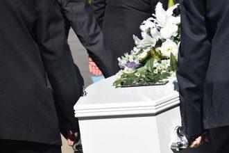 Les funérailles civiles