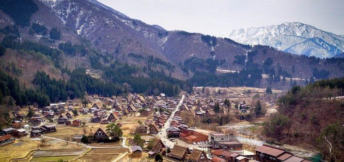 Villages de Shirakawa-go